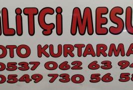 Eskişehir Kilitçi Mesut Oto Kurtarma
