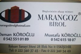 Marangoz Birol Eskişehir